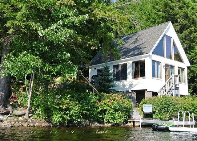 Serenity At Its Finest - Waterfront Cottage - Image 1 - Center Tuftonboro - rentals