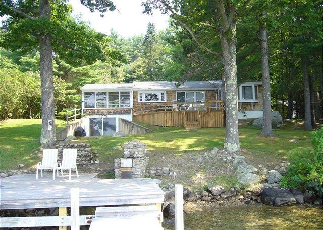 Wonderful 3 Bedroom Lake Winnipesaukee Rental - Image 1 - Moultonborough - rentals