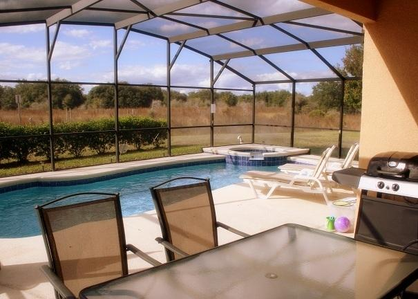 Pool, SPA, Gas BBQ Grill, Patio Set - From$795/wk,Pool/Spa,7 TVs, BBQ,Wifi,GameRoom, - Four Corners - rentals