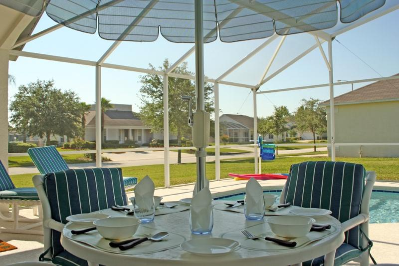 Can you see yourself sitting here... - ***FANTASTIC*** LUXURY 4Bed3bath South Facing Pool - Davenport - rentals
