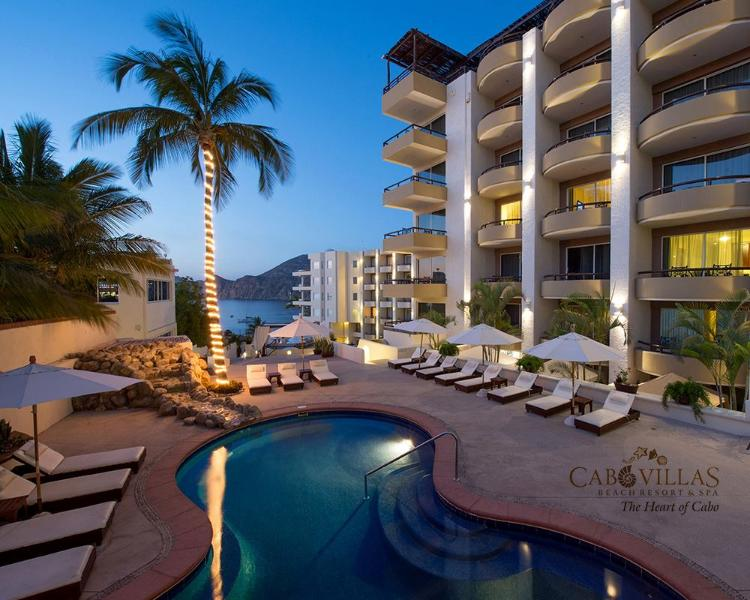 Cabo Villas Beach Resort Family Pool - Oceanfront Luxury Resort Medano Beach 1&2 BD Low rates - Cabo San Lucas - rentals