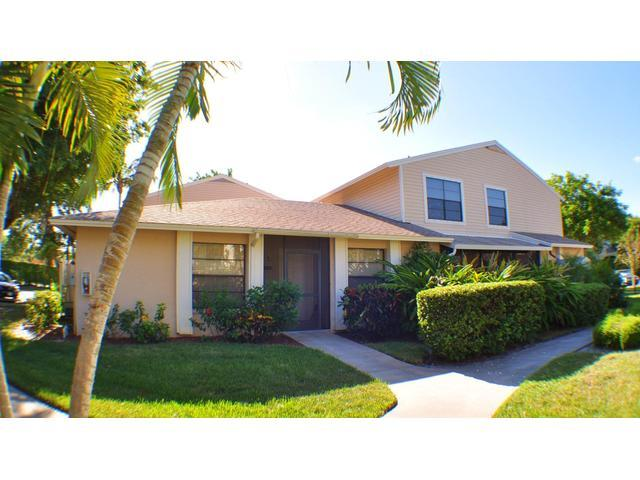 Front - Villa Courtyard Vista - townhouse in SW Cape - Cape Coral - rentals