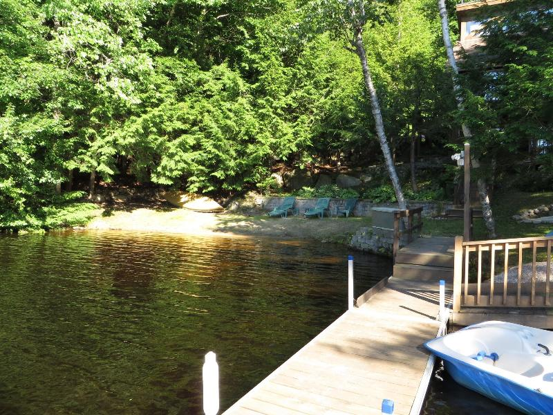 Lakefront Home, Private Beach & Dock - Image 1 - Antrim - rentals