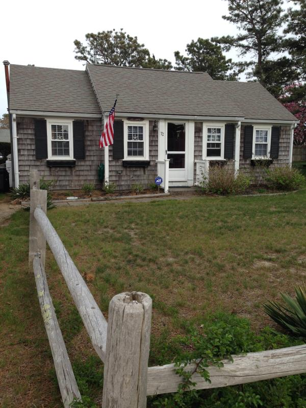 Cape Cod Cottage Just Steps To The Beach - Image 1 - Dennis Port - rentals