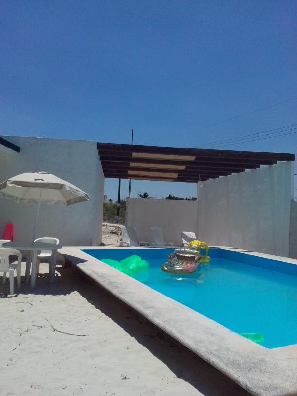 Pool - House with big pool - Progreso - rentals