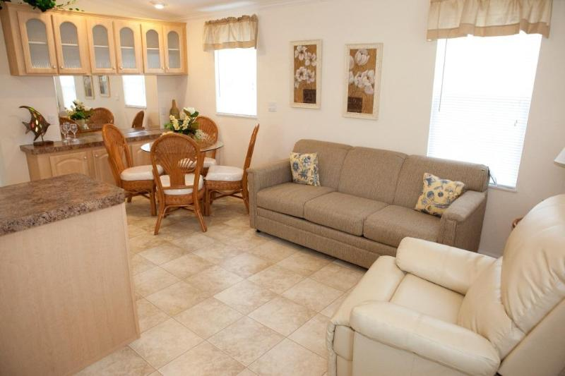 Cute 1 Bedroom Cottage on RV Resort in Naples! - Image 1 - Naples - rentals