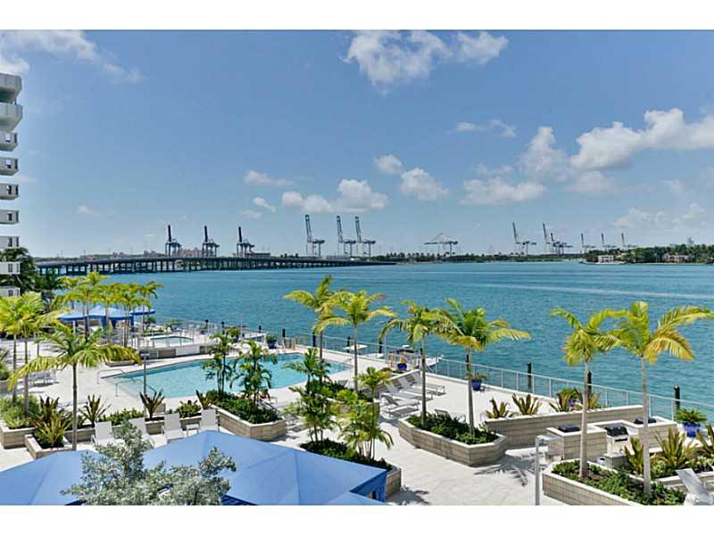 Pristine 1 Bedroom Condo on South Beach Bay - Image 1 - Miami Beach - rentals