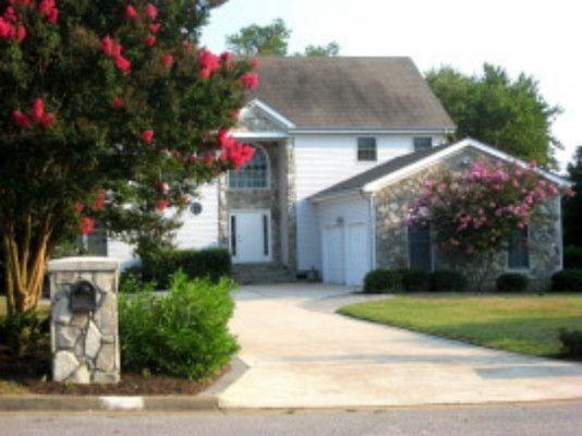Home Frontage - 5-BD EXCUSIVE CROATAN BEACH HOME!!  5-Star Rated!! - Virginia Beach - rentals