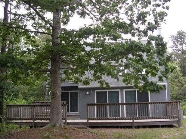 Front View of House - Bright Airy Contemporary. Close to Beach - Edgartown - rentals