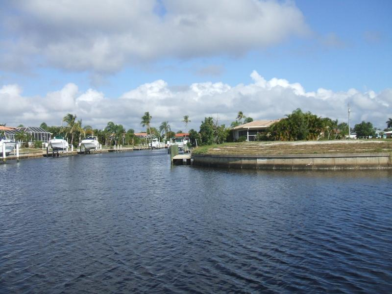 Canal - Waterfront pool home in Punta Gorda Isles - Punta Gorda - rentals