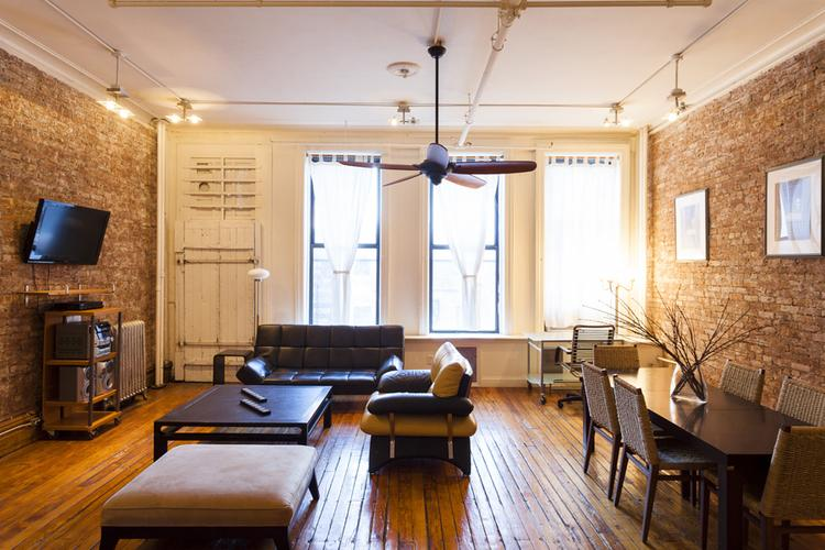 2 Bed 2 Bath Loft SOHO - Image 1 - Manhattan - rentals