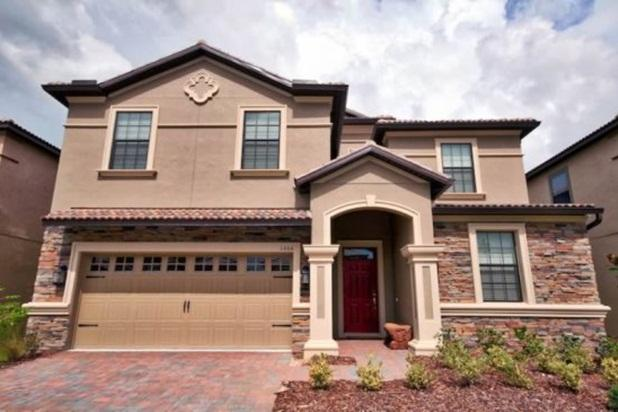 8 Bedroom 5 Bath Pool, Spa 7 Games Room - Image 1 - Kissimmee - rentals