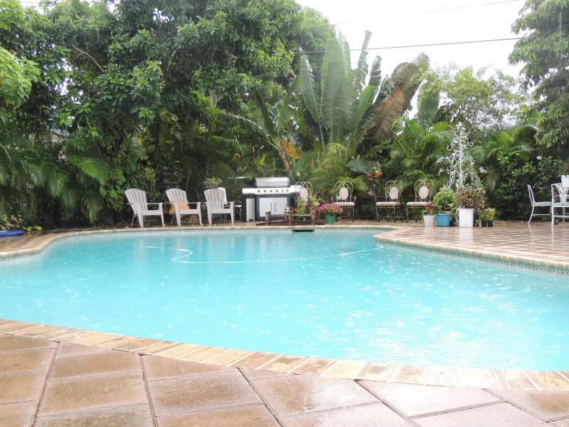 "huge pool area - When only the 'BEST"" will do..Zen Fun awaits YOU! - Hollywood - rentals"