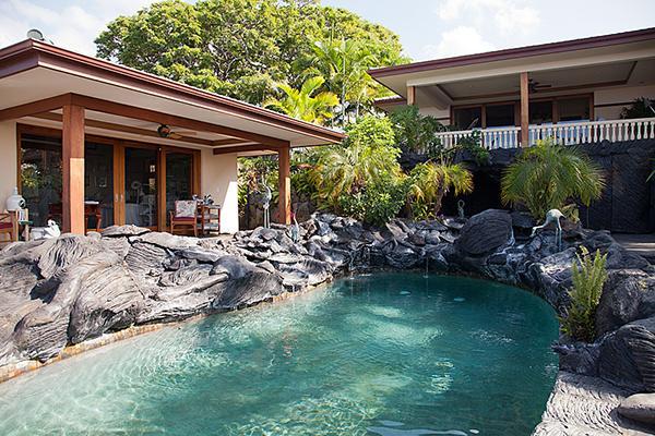 Villa Maleka - Image 1 - Kailua-Kona - rentals