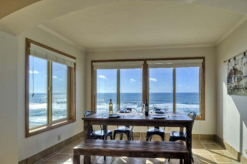 Dining with the Waves! - Oceanfront Home-Beachfront on Private Sandy Beach! - Oceanside - rentals