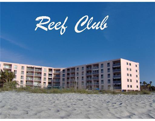 Reef Club 308 - Image 1 - Indian Rocks Beach - rentals