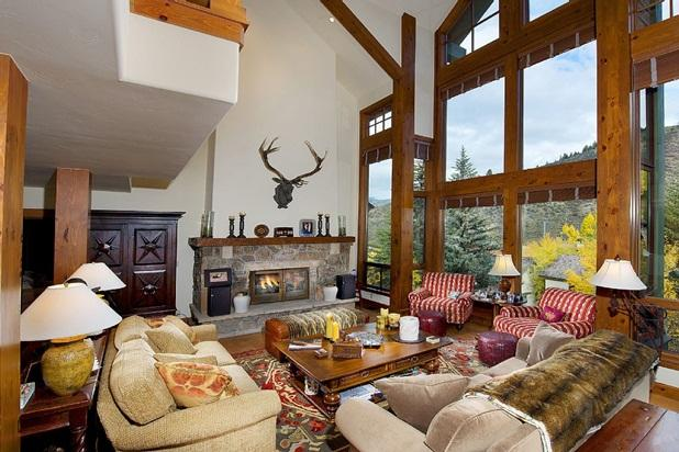 Luxury Home- Ski in and Out- 7 Bdrm - Sleeps 20+ - Image 1 - Edwards - rentals