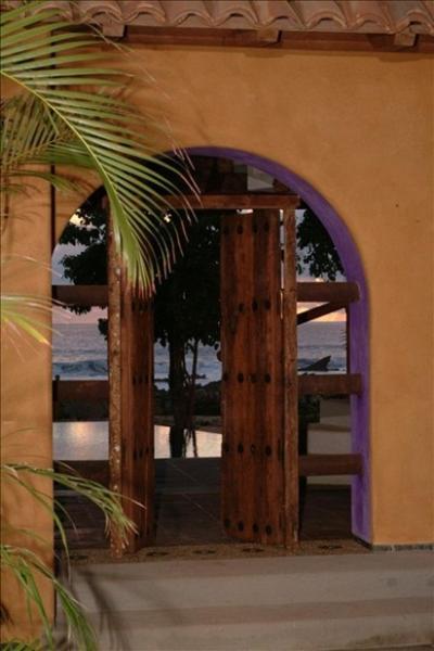 Casa Las Piedras - Luxury Oceanfront Villa - Image 1 - Troncones - rentals