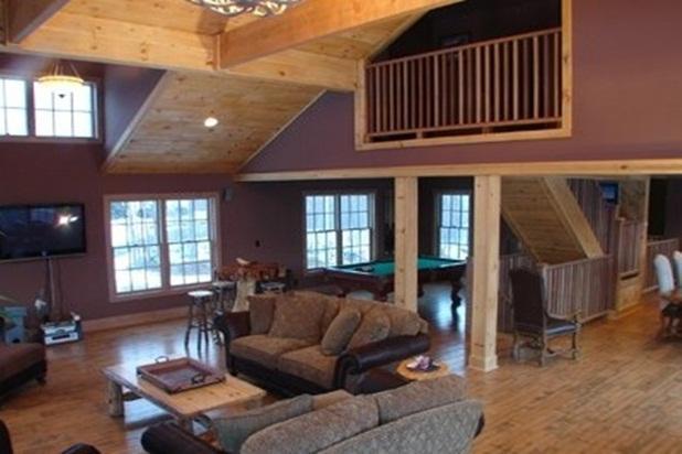 Luxury Okemo Mountain Rental House W/Amazing View - Image 1 - Ludlow - rentals