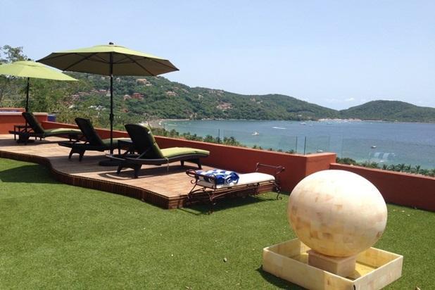 5BR Villa in La Casa Que Ve Al Mar-200m to La Ropa - Image 1 - Zihuatanejo - rentals