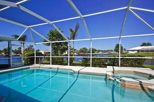 Intersecting Canals! Great Fishing! Amazing Views! - Image 1 - Cape Coral - rentals