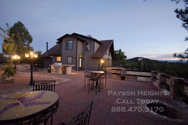 Hill Top Cabin - 5 Acre Retreat - Image 1 - Payson - rentals