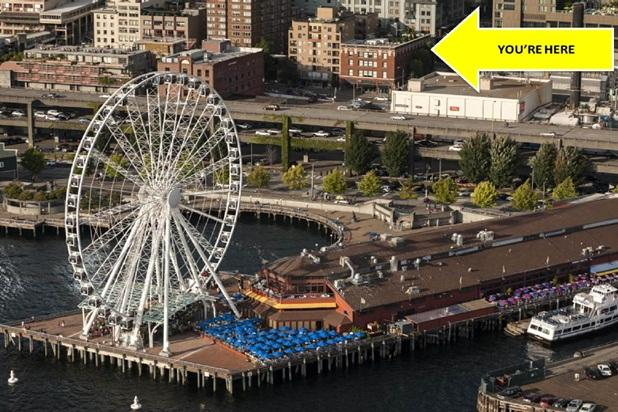 Stay Alfred Pike, 100 Walk Score, Rooftop Deck MS1 - Image 1 - Seattle - rentals