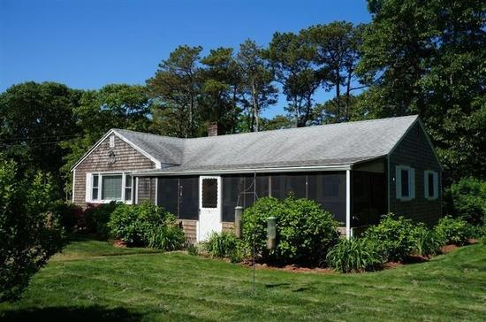 Bayside Retreat Close To Cooks Brook Beach - Image 1 - North Eastham - rentals