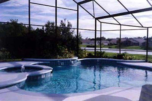 Largest pool incommunity - 4 Bedroom 2 Bath with Pool & Spa - Kissimmee - rentals