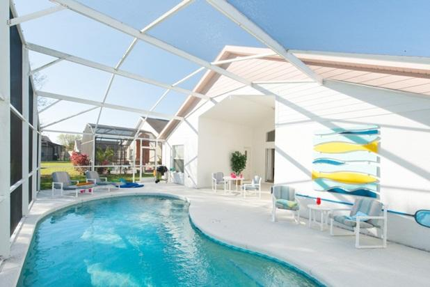 Fabulous Villa Gives our Guests a Real Home - Image 1 - Kissimmee - rentals