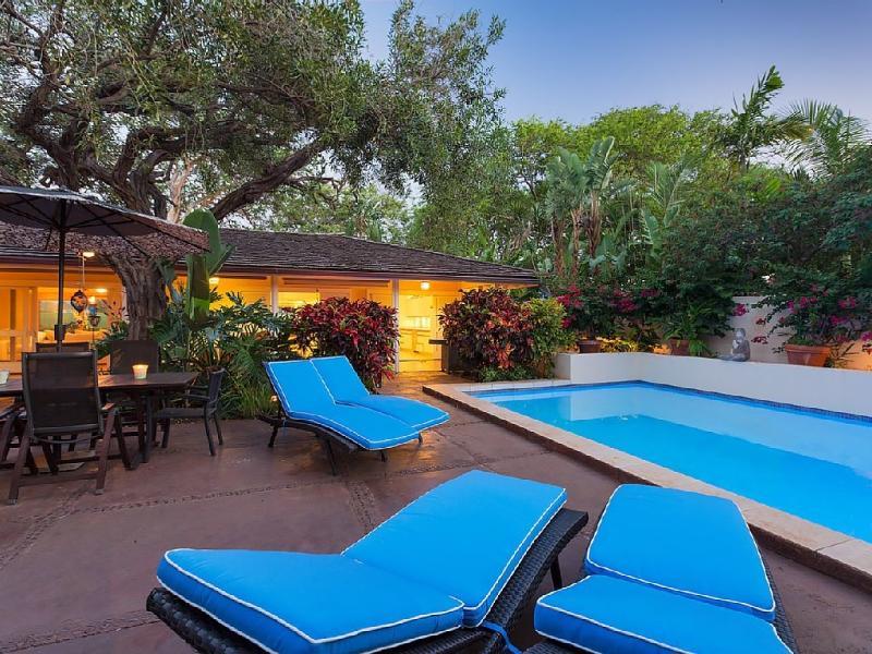 Blue Lotus Villa - w/ pool, AC; near 3 beaches - Image 1 - Paia - rentals