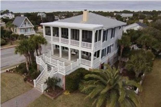 Luxurious 5 Bedroom, 6 Bathroom Home - Image 1 - Edisto Island - rentals