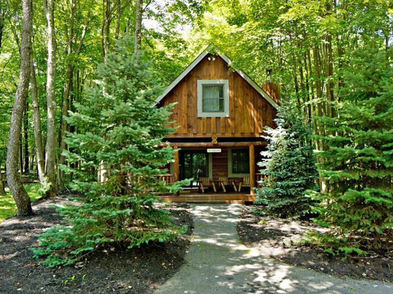 Welcome to the Cozy Deep Creek Lake Cabin - The Deep Creek - The Deep Creek-3rd Night FREE! - Oakland - rentals