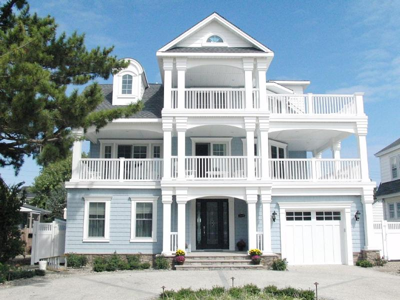 Luxury Villa, A-Zone,With Elevator And Heated Pool - Image 1 - Brigantine - rentals