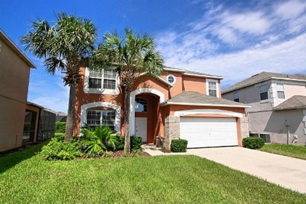 Ladybug Villa 6 Bed 5.5 Bath Heated Pool and Spa - Image 1 - Kissimmee - rentals