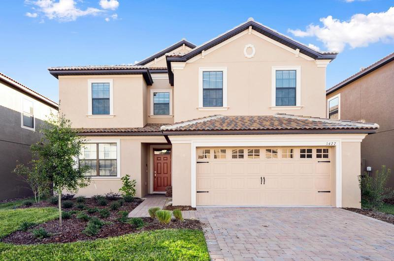 Elite 6bed Orlando home w/Pool & Games- 1427 - Image 1 - Davenport - rentals