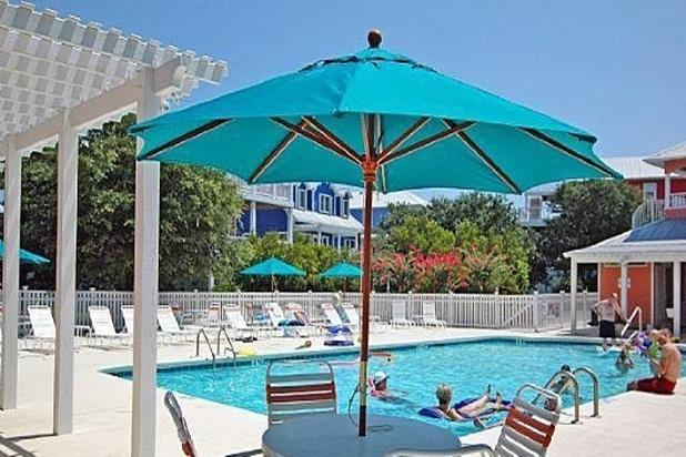 FUN AT THE POOL - SeaWatch 285 Enchantment- 5 Bedroom W/Pool - Kure Beach - rentals