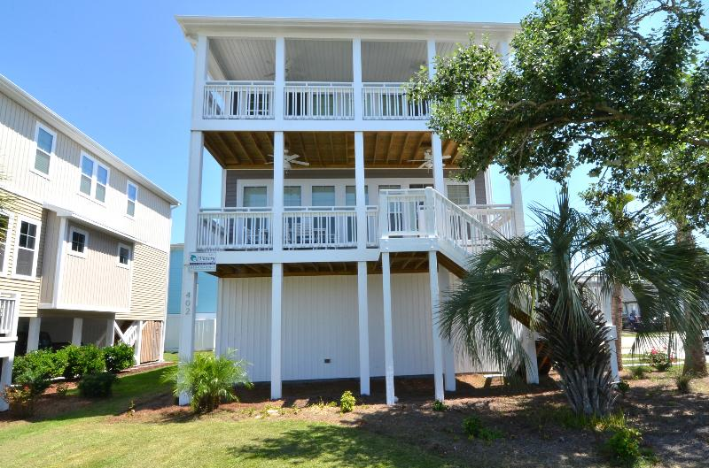 ANCHOR DOWN - Anchor Down -Luxury 5 Bedroom-Private Pool - Kure Beach - rentals
