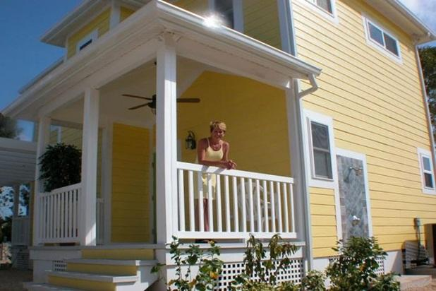 Grand Cayman Beach Home Seacliff Resort Home - Image 1 - East End - rentals