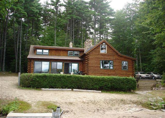 Winnipesaukee Waterfront in Tuftonboro Sandy Beach - Image 1 - Gilford - rentals