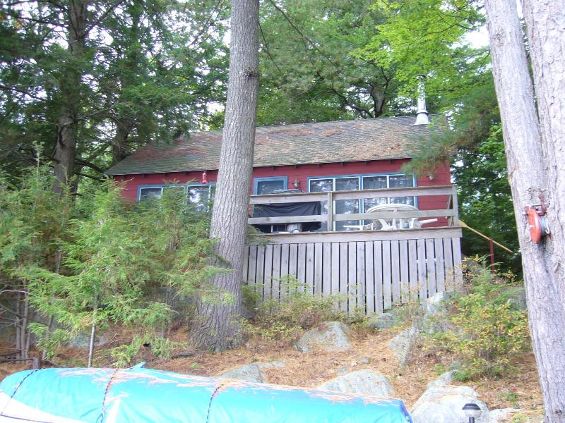 Winnipesaukee Waterfront - Charming Cottage - Image 1 - Moultonborough - rentals