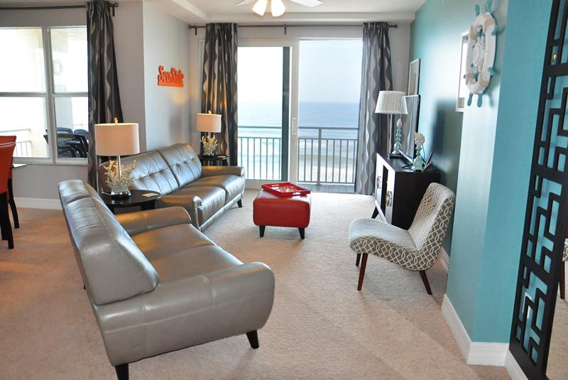 Luxury Oceanfront OPUS 3/3 Labor Day Special - Image 1 - Daytona Beach - rentals
