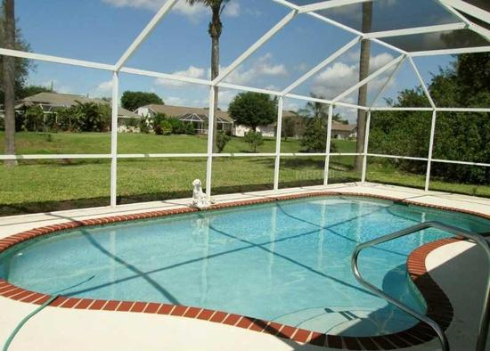 Pool - Waterfront/pool home - Rotonda West - rentals