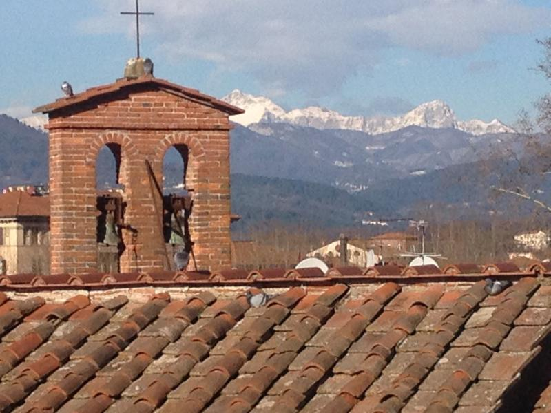 Master Bedroom View - Beautiful Lucchese Apartment with Stunning Views - Lucca - rentals