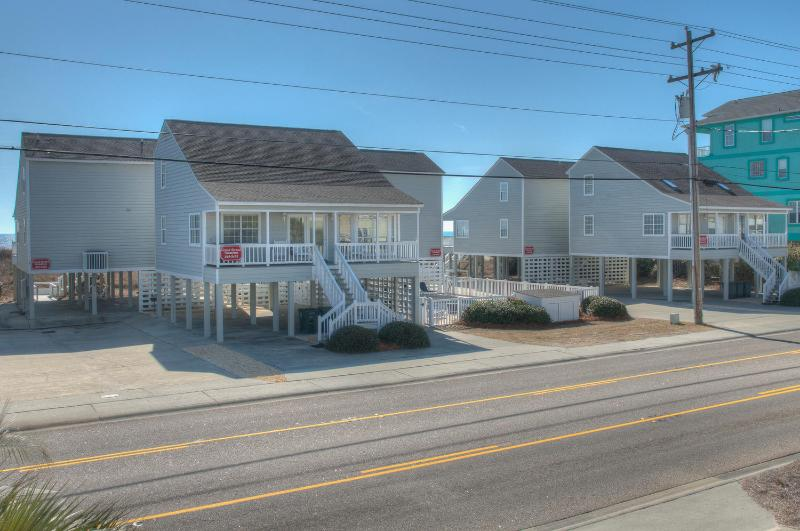 1-5 Oceanfront Homes with a pool in Cherry Grove - Image 1 - North Myrtle Beach - rentals