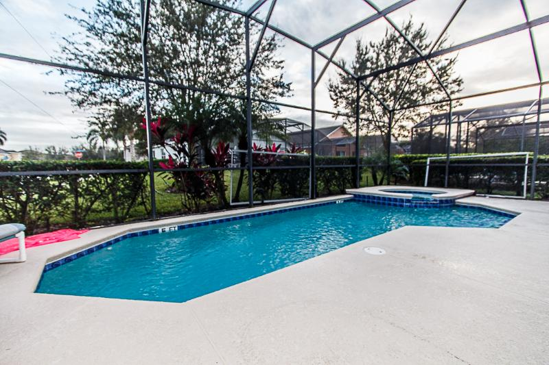 South-facing pool & spa - DEAL! Disney Home! 7BR 5.5BA,South-facing pool&spa - Kissimmee - rentals