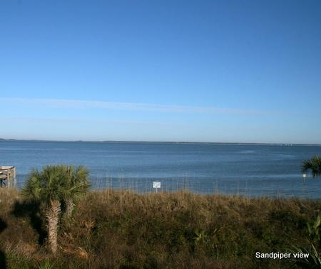 Sandpiper - Gorgeous 2nd floor beachfront view - Image 1 - Tybee Island - rentals