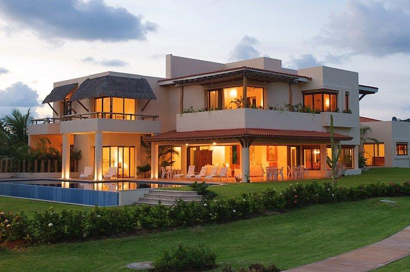 Villa in Paradise -ocean views and private beach. - Image 1 - Punta de Mita - rentals