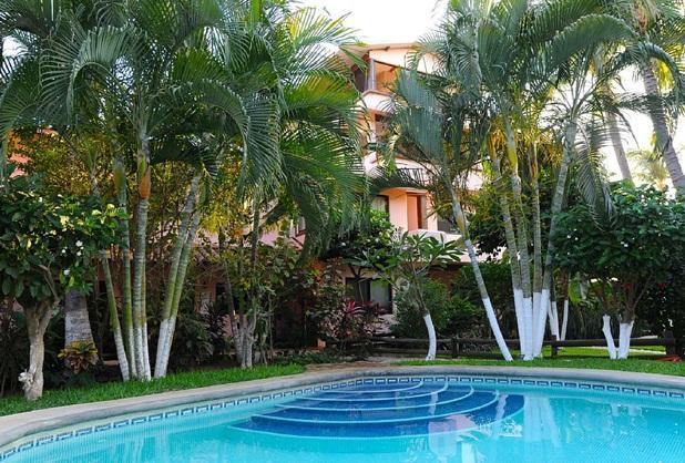 Casamar Suites Pool - Casamar, La Punta-Zicatela Beach, Puerto Escondido - Brisas de Zicatela - rentals