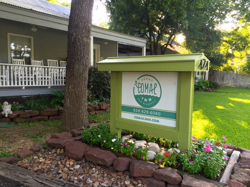 Welcome to the Comal Inn! - Comal Inn-Downtown New Braunfels - New Braunfels - rentals
